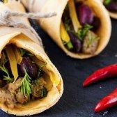 Carne de porco desfiada e abacaxi tacos slaw [receita]
